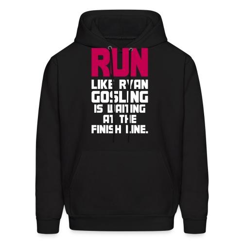 RUN Like Tyan Gosling - Men's Hoodie