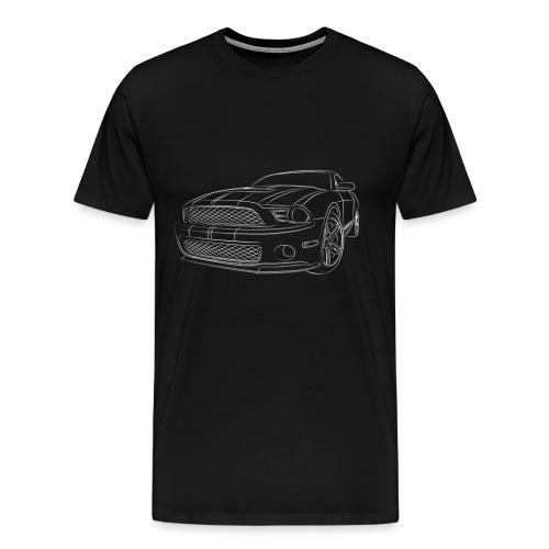 Mustang T-Shirt - Men's Premium T-Shirt