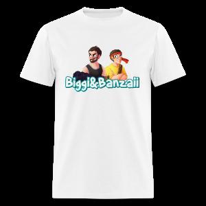 B&B Logo T-Shirt - Men's T-Shirt