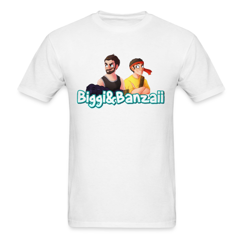 B&B Logo T-Shirt - Men's T-Shirt