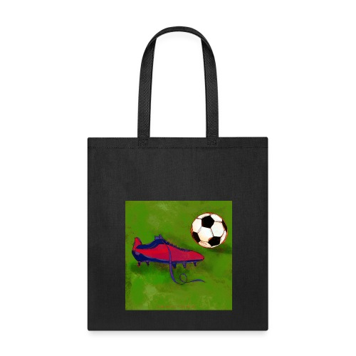 Soccer tote bag - Tote Bag