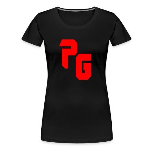 PG (Womens) - Women's Premium T-Shirt