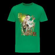 T-Shirts ~ Men's Premium T-Shirt ~ Year Of The Monkey