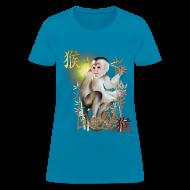 Women's T-Shirts ~ Women's T-Shirt ~ Year Of The Monkey