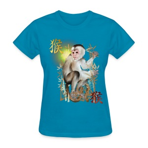 Year Of The Monkey - Women's T-Shirt