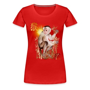 Year Of The Monkey - Women's Premium T-Shirt