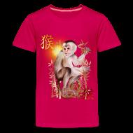Kids' Shirts ~ Kids' Premium T-Shirt ~ Year Of The Monkey