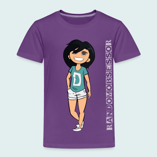 Mini Human Dee Shirt!