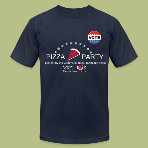 Vote - Men's T-Shirt by American Apparel