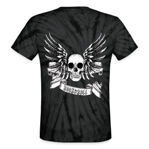 shadowcandy merch - Unisex Tie Dye T-Shirt