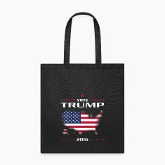Vote for Trump Bags & backpacks