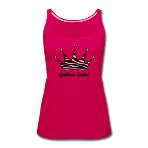 Sexy Isabel! - Women's Premium Tank Top