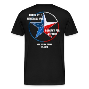 Chris Kyle Memorial Hwy. Shirt - Men's Premium T-Shirt