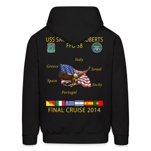 USS SAMUEL B ROBERTS FINAL CRUISE HOODIE - Men's Hoodie