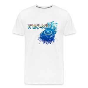 inkydj premium tshirt - Men's Premium T-Shirt