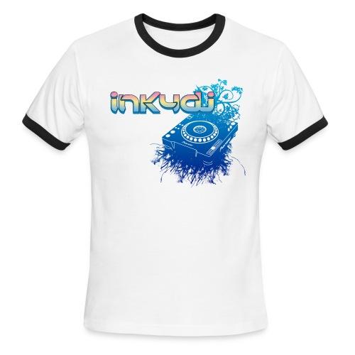 inkydj ringer tshirt - Men's Ringer T-Shirt