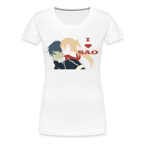 SAO T-Shirt - Women's Premium T-Shirt