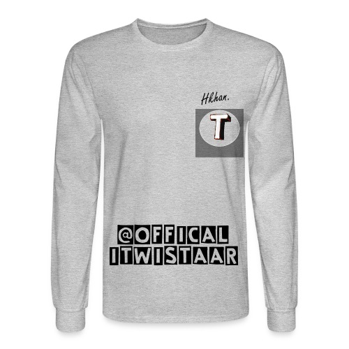 @Offical iTwistaar - Men's Long Sleeve T-Shirt