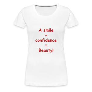 Beauty - Women's Premium T-Shirt