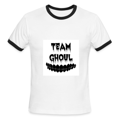 team ghoul shirt - Men's Ringer T-Shirt