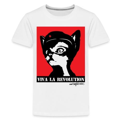 Viva La Revolution - Kids' Premium T-Shirt