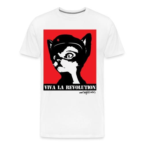 Viva La Revolution - Men's Premium T-Shirt
