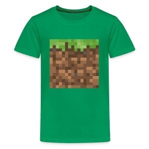 Ground block - Kids' Premium T-Shirt