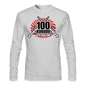 100 Kobudo Kata long sleeve 2 - Men's Long Sleeve T-Shirt by Next Level