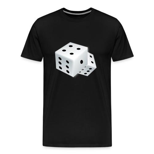 dado,cartoon,fun,fun logo - Men's Premium T-Shirt
