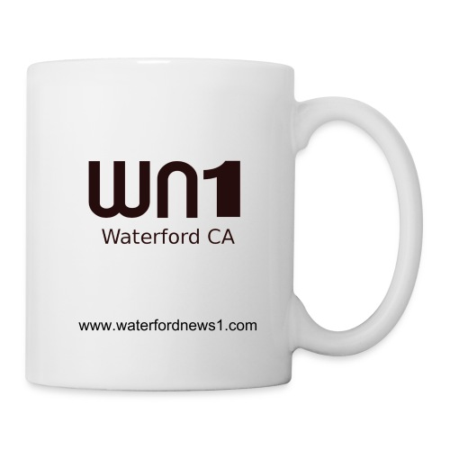 Waterford News 1 coffee cup A - Coffee/Tea Mug