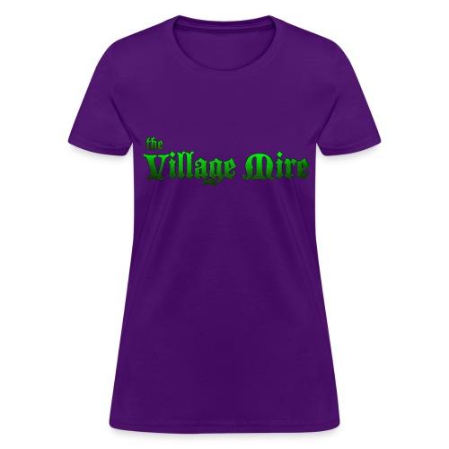 Village Mire Womens Tee - Women's T-Shirt