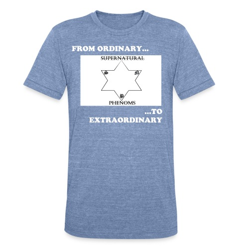 The Journey - Unisex Tri-Blend T-Shirt