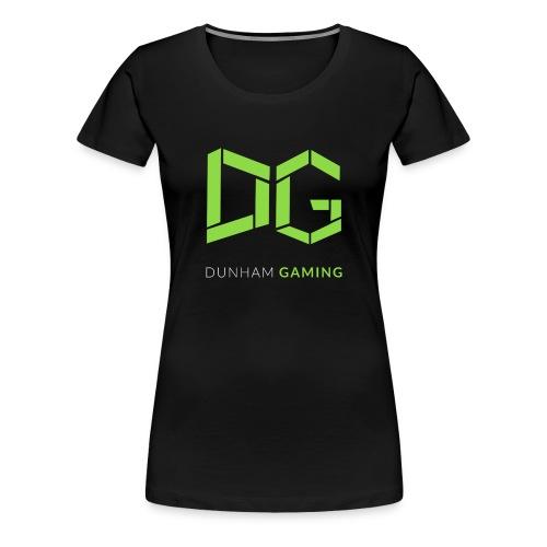 Dunham Gaming Tee (Women) - Women's Premium T-Shirt