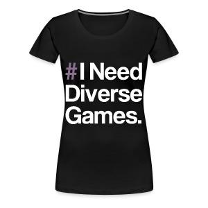 Women's INDG Premium Tee - Women's Premium T-Shirt