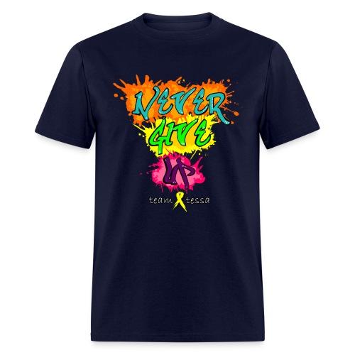 *NEW* TeamTessa Splatter - Men's T-Shirt