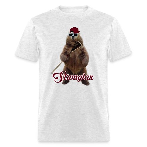 Stronglax Bear Shirt - Men's T-Shirt