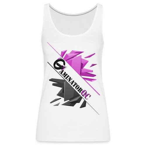 gaminatorqc - Women's Premium Tank Top