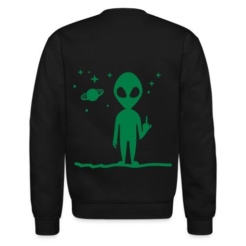 Who Will Protect Us - Sweater - Crewneck Sweatshirt