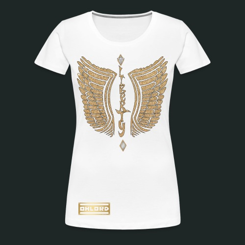 Tshirt Woman LIBERTY - Women's Premium T-Shirt