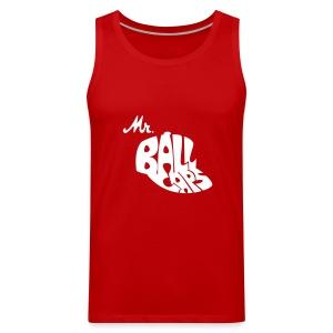 Mr. Ball Caps - Men's Premium Tank