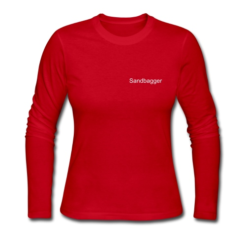 Long Sleeve T-Shirt  - Women's Long Sleeve Jersey T-Shirt