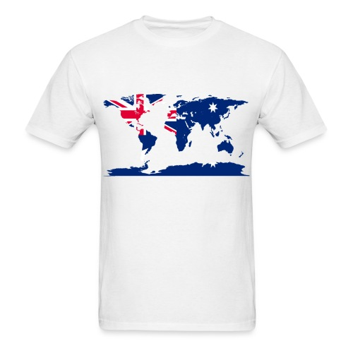 What country travels the most - Men's T-Shirt