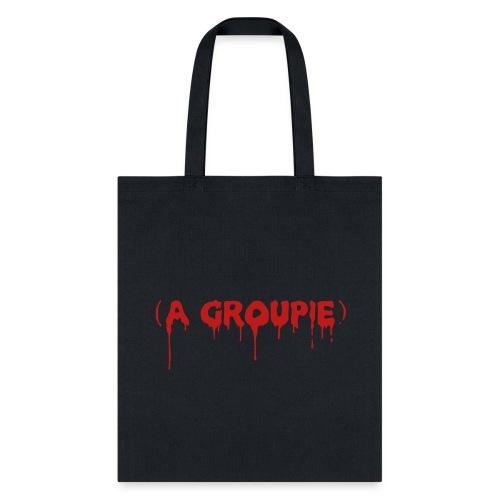 A Groupie - Glitter - Tote Bag - Tote Bag