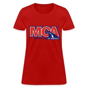 Womens Red Tee - Women's T-Shirt