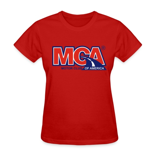 Womens Red Tee - Women's T-Shirt