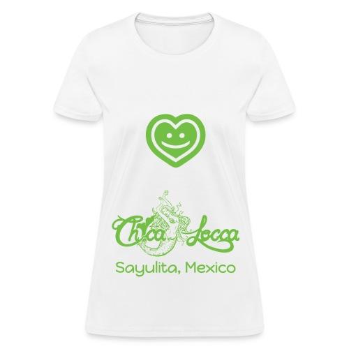 I Love Chica Locca - Women's T-Shirt - Women's T-Shirt