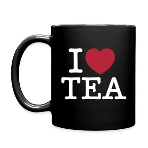 I love Tea - Full Color Mug