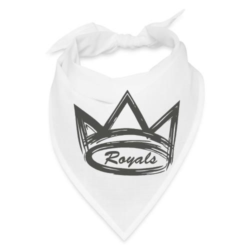Royals Bandanna - White - Bandana