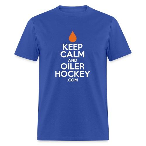 Keep Calm Mens - Men's T-Shirt