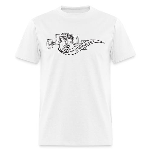 #Boostaholics Subaru boxer engine vintage - Men's T-Shirt